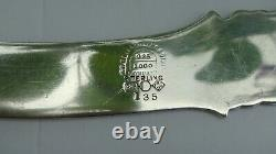 Antique Bailey Banks & Biddle Co. Sterling Silver Letter Opener, Circa 1898
