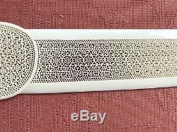 Antique Mughal Indian Carved Letter Opener. 1875. Stunning Museum Quality