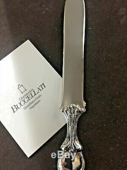 Buccellati Sterling Silver Letter Opener