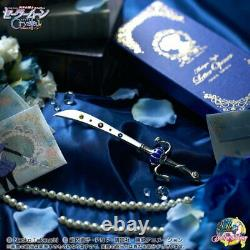 NEW BANDAI Sailor Moon Crystal prism stationery antique style letter opener F/S