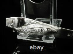 Novelty Silver letter Opener with Fish, London 1982