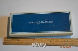 Reed & Barton Sterling Silver Magnifying Glass & Letter Opener Boxed set