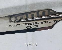 Tiffany & Co. Vintage Sterling Silver Spear Shaped Rare Letter Opener