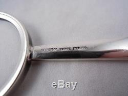 Tiffany Sterling Silver Combination Magnifying Glass Letter Opener Desk Gift